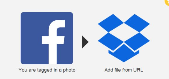 ifttt facebook dropbox