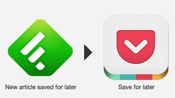 ifttt feedly pocket