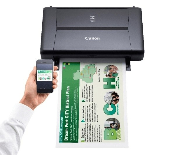 Canon Pxima iP110 Wireless Mobile Printer