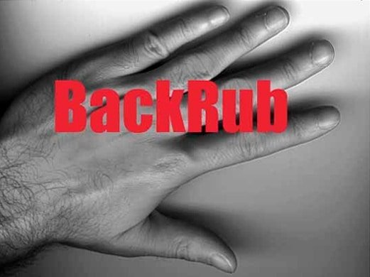 logotipo de BackRub